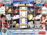 Brand new i-Slot game, Heavyweight Gold just announced.