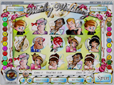 Wacky Wedding 20-line 5 reel Video Slot